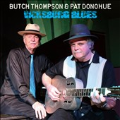 Pat Donohue/Butch Thompson: Vicksburg Blues *