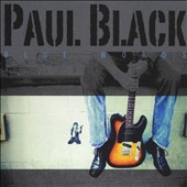 Paul Black: Blue Words