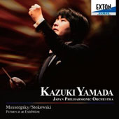 Mussorgsky (arr. Stokowski): Pictures at an Exhibition; Suite; Ravel: La Valse; Debussy: Afternoon of a Faun / Yamada