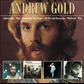 Andrew Gold: Andrew Gold/What's Wrong with This Picture?/All This and Heaven Too/Whirlwind [Box] *