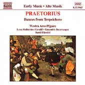 Praetorius: Dances from Terpsichore / Färnlöf, Westra Aros