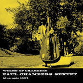 Paul Chambers: Whims of Chambers