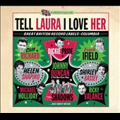 Various Artists: Tell Laura I Love Her: Great British Record Labels - Columbia