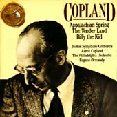 Copland: Appalachian Spring, The Tender Land, etc / Ormandy