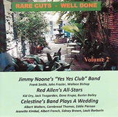 Red Allen (Trumpet)/Jimmie Noone/Oscar Celestin/Celestin's Band: Rare Cuts Well Done, Vol. 2
