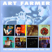 Art Farmer: The Complete Albums Collection 1958-1961 [Box]