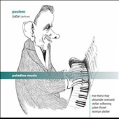 Poulenc: Babar the Elephant / Stefan Wilkening, narrator; Julien Thorel, narrator; Norman Shetler, narrator; Eva-Maria May, narrator; Alexander Wienand, piano