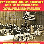 Ray Anthony: More 1953 Chesterfield Shows
