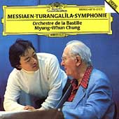 Messiaen: Turangal&#238;la-Symphonie / Chung, Bastille