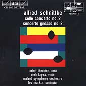 Schnittke: Concerto no 2 for Cello, Concerto Grosso no 2