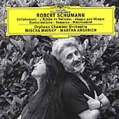 Schumann: Cello Concerto, 5 St&#252;cke, etc / Maisky, Argerich