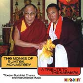 Monks of Rumtek Monastery: A Tribute to the Karmapa