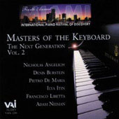 Masters of the Keyboard Vol 2