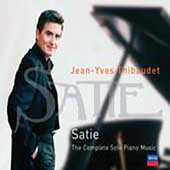 Satie: Complete Solo Piano Works / Jean-Yves Thibaudet