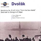 Dvorák: Symphony no 9, Serenade for Strings / Maazel, et al