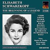 Elisabeth Schwarzkopf - The Beginning of a Legend