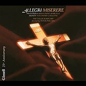 Allegri: Miserere;  Palestrina, Mundy / Tallis Scholars