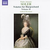 Soler: Sonatas for Harpsichord Vol 11 / Gilbert Rowland