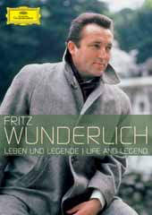 Fritz Wunderlich / Life And Legend [DVD]