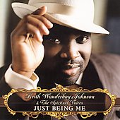 Keith Wonderboy Johnson: Just Being Me
