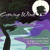 Redford: Evening Wind / Los Angeles Chamber Singers