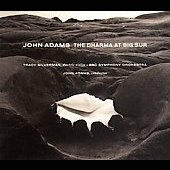 Adams: The Dharma at Big Sur, etc / Silverman, Adams, BBC SO