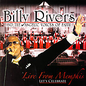 Billy Rivers: Let's Celebrate: Live From Memphis