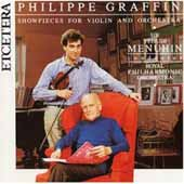 Showpieces for Violin and Orchestra / Graffin, Menuhin