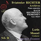 Legendary Treasures - Sviatoslav Richter Archives Vol 11