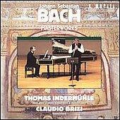 Bach - Masterworks / Thomas Inderm&#252;hle, Claudio Brizi