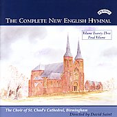 The Complete New English Hymnal Vol 23 / Saint, et al