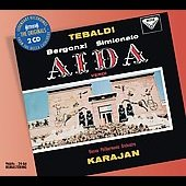 Verdi: Aida / Karajan, Tebaldi, Simionato, Bergonzi, Macneil
