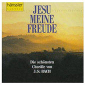 Jesu meine Freude - Die sch&ouml;nsten Chor&auml;le von Bach