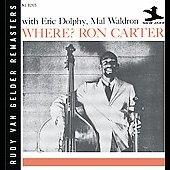 Ron Carter (Bass): Where?