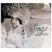 Rachmaninov, Shostakovich: Songs / Iris Oja, Roger Vignoles