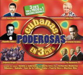 Various Artists: Cubanas Poderosas En 3 CDs