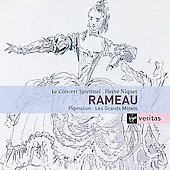 Rameau: Pigmalion, Grands motets / Niquet, Fouch&eacute;court, de Reyghere, Piau, Gens, Le Concert Spirituel, et al