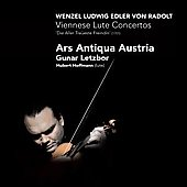 Radolt: Lute Concertos, etc / Letzbor, Ars Antiqua Austria, et al