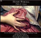 Purcell: Dido & Aeneas / Currentzis, Kermes, York, et al