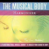 David Ison: The Musical Body: Harmonizer [Digipak]