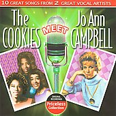 The Cookies (US): The Cookies Meet Jo Ann Campbell *