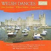 Welsh Dances / Groves, Royal Philharmonic Orchestra, et al