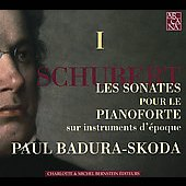 Schubert: Les Sonates pour le Pianoforte, 1