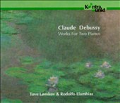 Claude Debussy: Works For Two Pianos