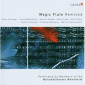 Magic Flute Remixed - works by Schnebel, Lang, Riehm, Bauckholt, Kampe et al.