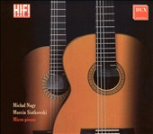 Micro Piezas: Music for Two Guitars