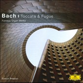Toccata & Fuge BWV 565