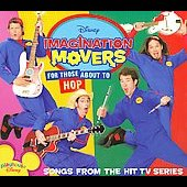 Imagination Movers: For Those About to Hop [Digipak]