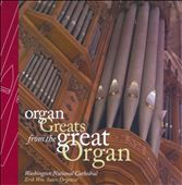 Organ Greats From The Great Organ