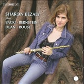 Sharon Bezaly plays Bacri, Bernstein, Dean, Rouse
